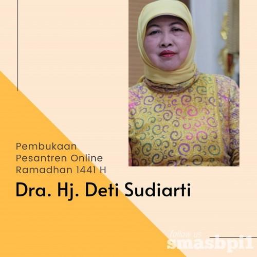 SMA BPI 1 BANDUNG Sambutan & Pembukaan Bu Deti