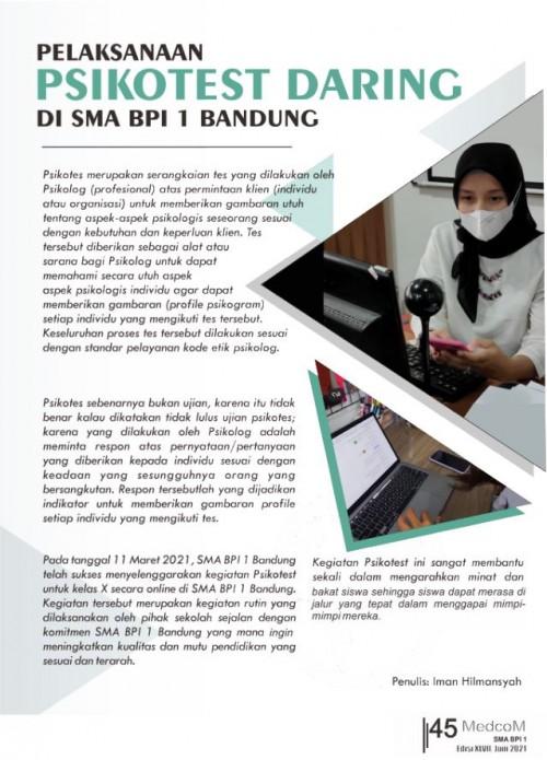 SMA BPI 1 BANDUNG Hal 45