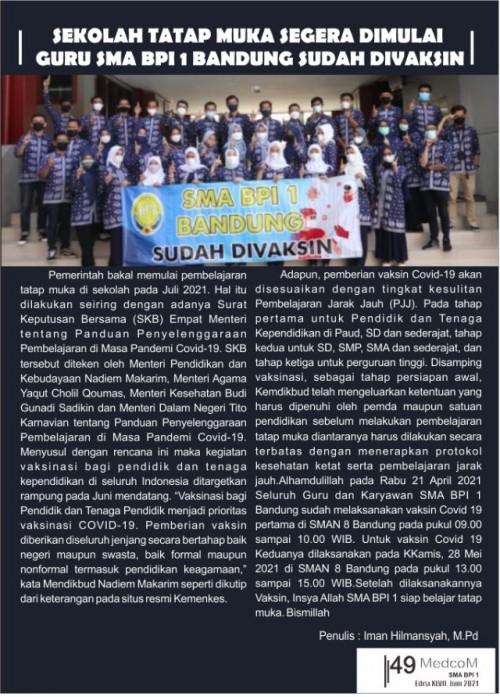 SMA BPI 1 BANDUNG Hal 49