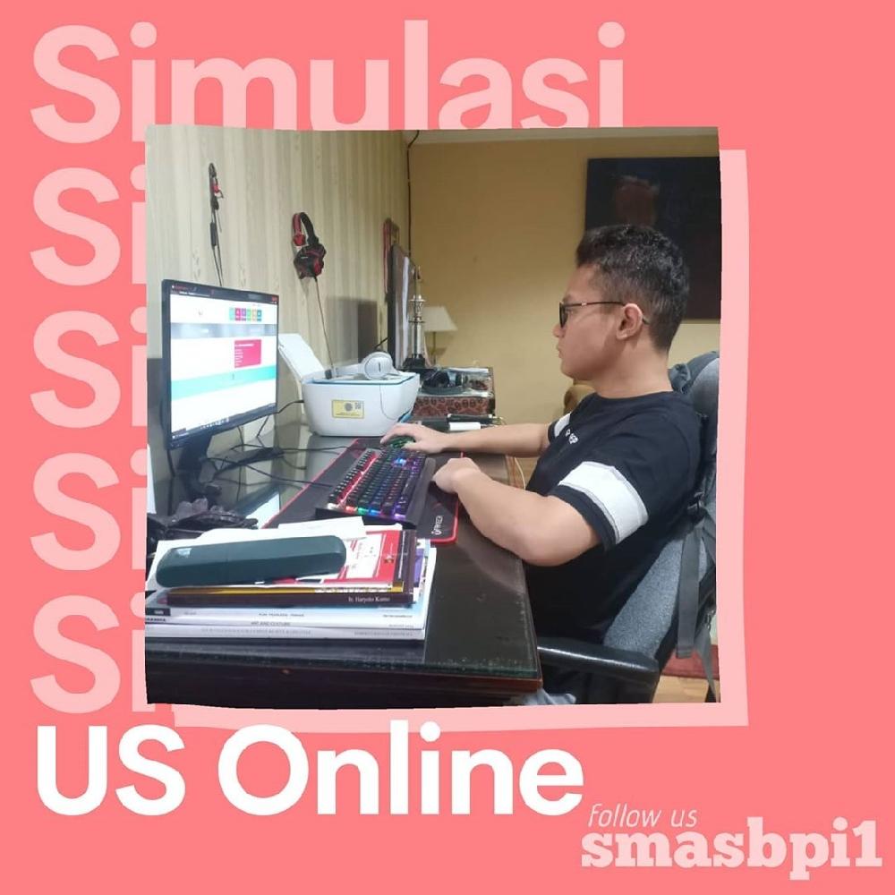 SMA BPI 1 BANDUNG Simulasi Ujian Sekolah