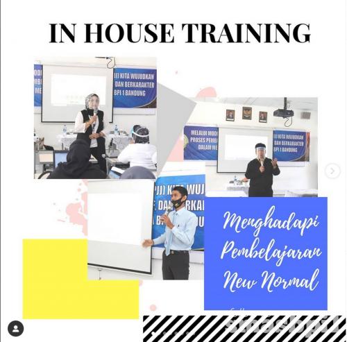SMA BPI 1 BANDUNG In House Training SMA BPI 1