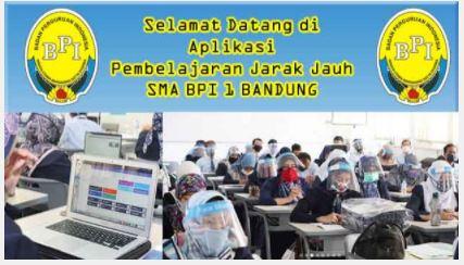 SMA BPI 1 BANDUNG LMS SMA BPI 1 Bandung