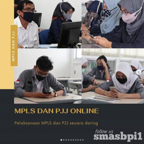 SMA BPI 1 BANDUNG MPLS & PJJ Online