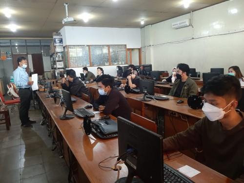 SMA BPI 1 BANDUNG Pelaksanaan KSN tingkat Kota Bandung