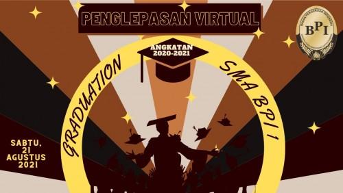 SMA BPI 1 BANDUNG Penglepasan Kelas XII