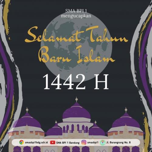 SMA BPI 1 BANDUNG Tahun Baru Islam